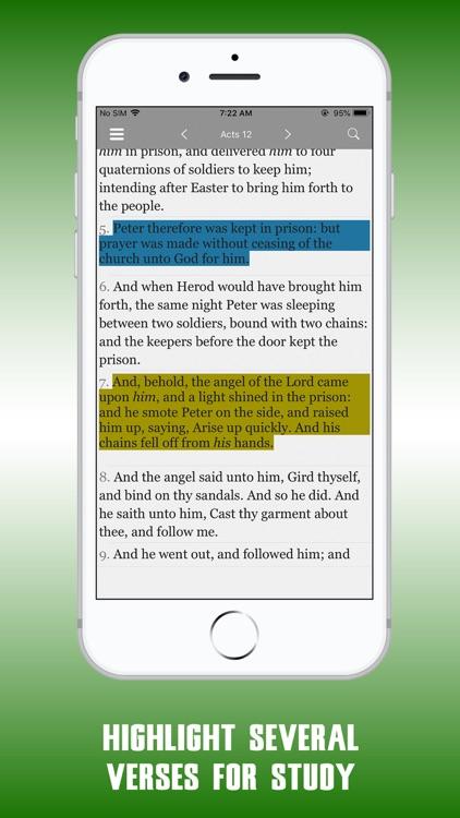 John Gill Expositions Bible screenshot-7