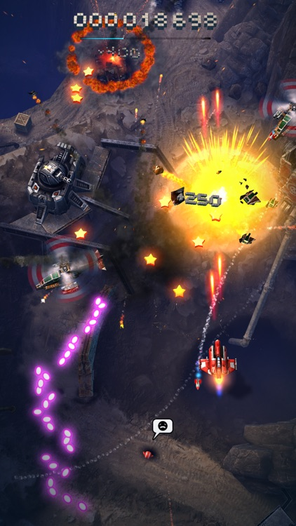 Sky Force Reloaded screenshot-4