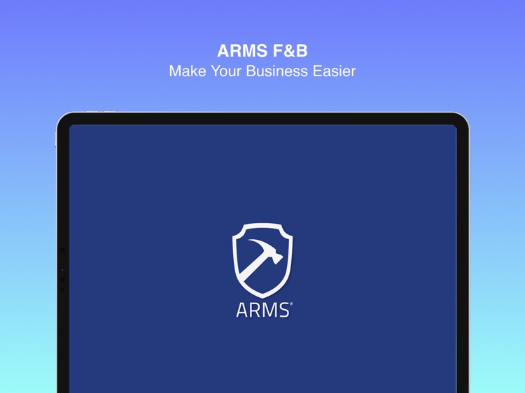 ARMS F&B screenshot-0