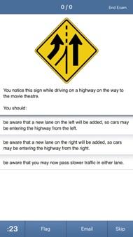 DMV Permit Test & Drivers Ed iphone images