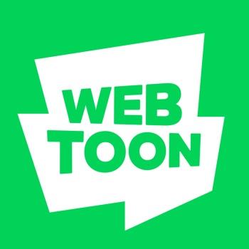 네이버 웹툰 - Naver Webtoon Logo