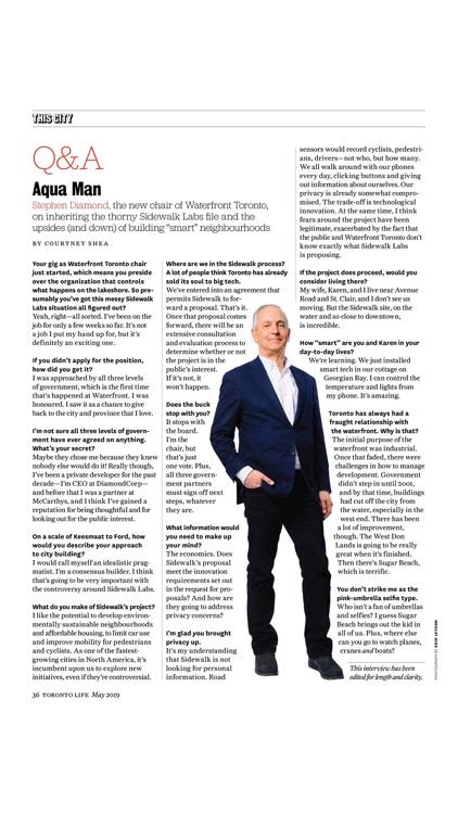 Toronto Life Magazine screenshot-3