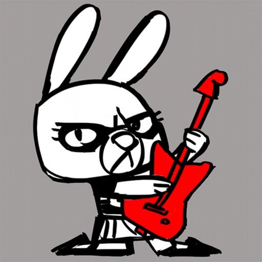Guitar Rabbit