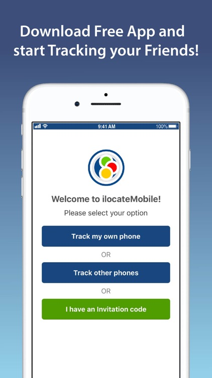 Track Any Phone - iLocateMoble screenshot-3