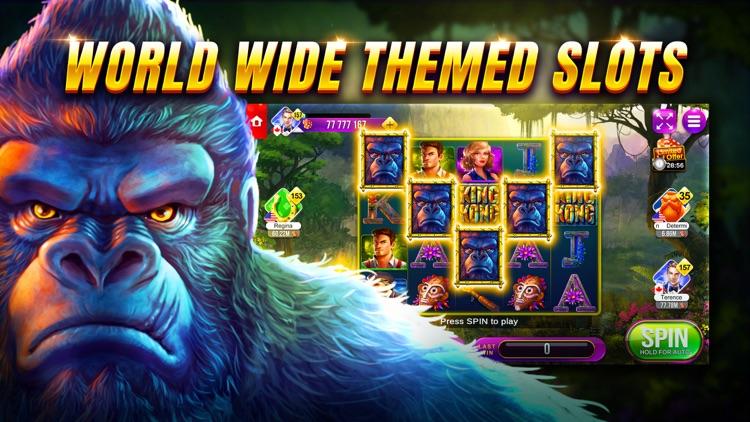 Neverland Casino - Slots Games screenshot-0