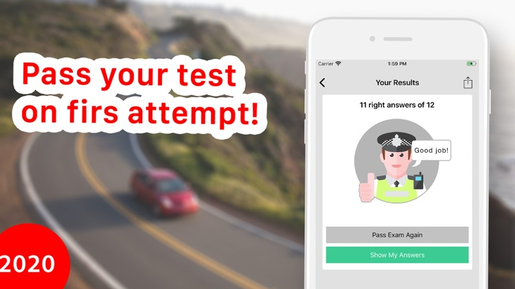 Driving theory test 2020, DVSA