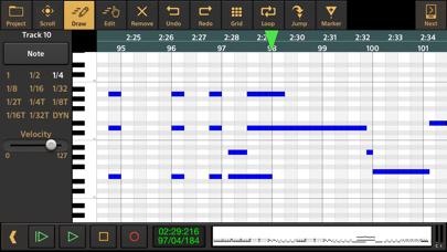 Screenshot #3 pour Audio Evolution Mobile Studio