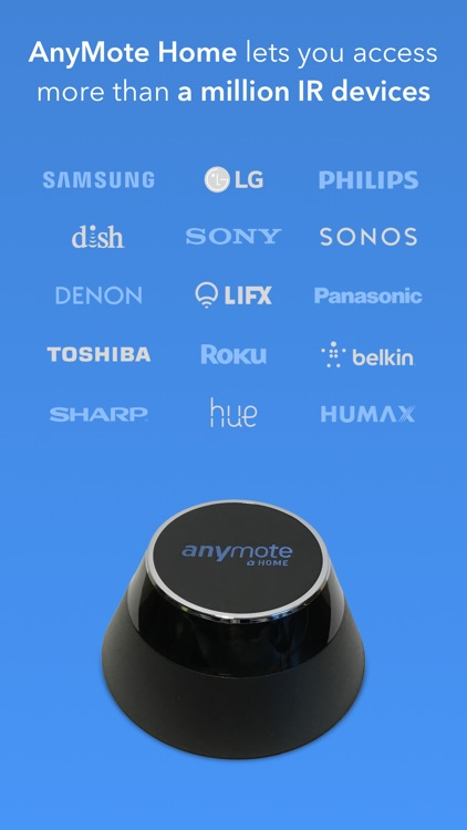 AnyMote Smart Universal Remote screenshot-4