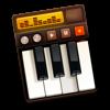 Grand Piano Keys - Music Breath