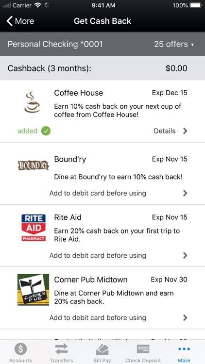 Tech Credit Union Mobile screenshot-6