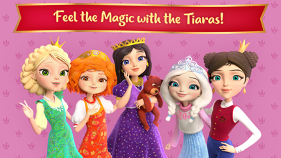 Screen Shot Little Tiaras: Magical Tales! 5