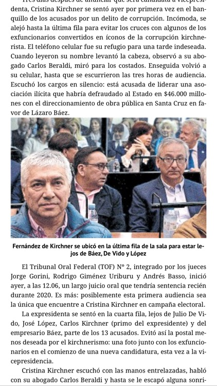 LA NACION Kiosco screenshot-4