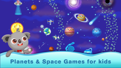 Screenshot of Space & the Solar System Pro App