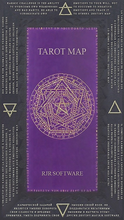 Tarot Map screenshot-3