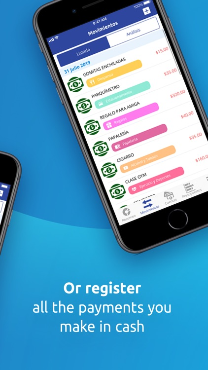 Finerio: Personal Finance App screenshot-4