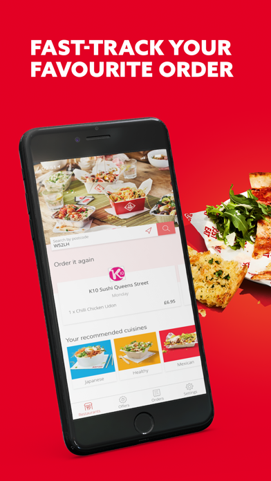 Just Eat Food Delivery For Pc Download Free Food Drink