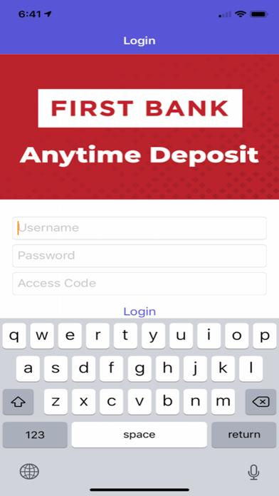 点击获取Anytime Deposit