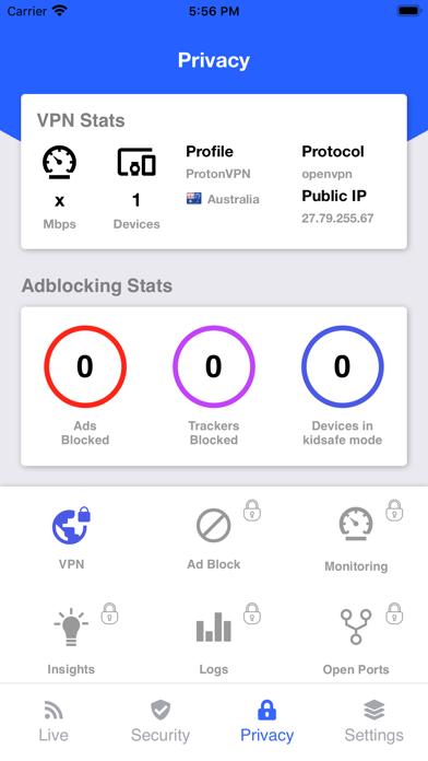 Vektor Security screenshot 4