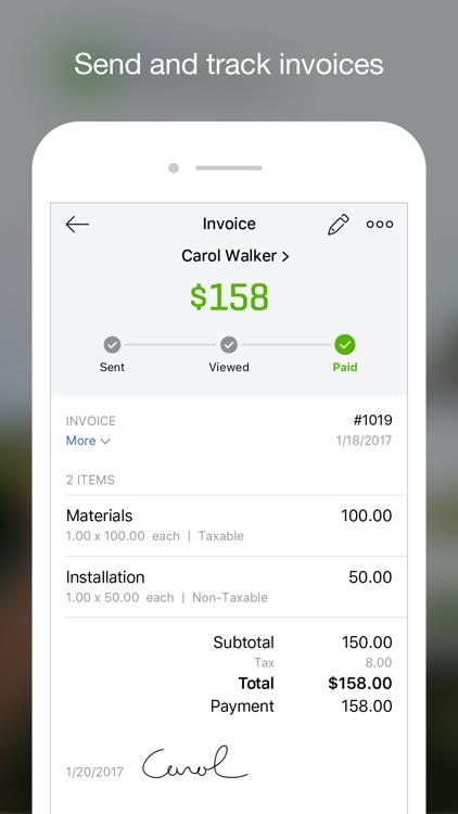 QuickBooks Accounting screenshot-0