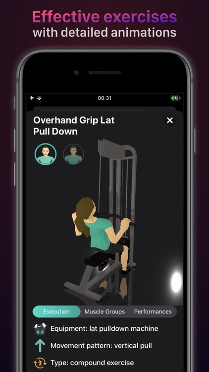 Treeceps: Fitness Workout Game screenshot-3