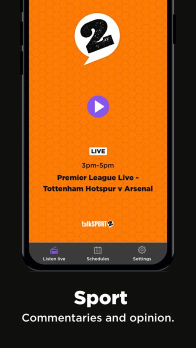 talkSPORT - Live Radio screenshot three