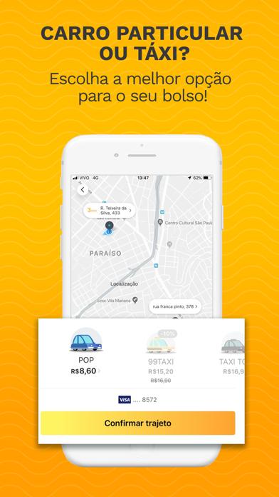 Baixar 99 - Carro Particular e Táxi para Pc