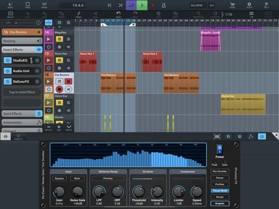 De-Esser AUv3 Audio Plugin screenshot 10