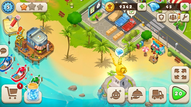 Tasty Town - The Cooking Game screenshot-7