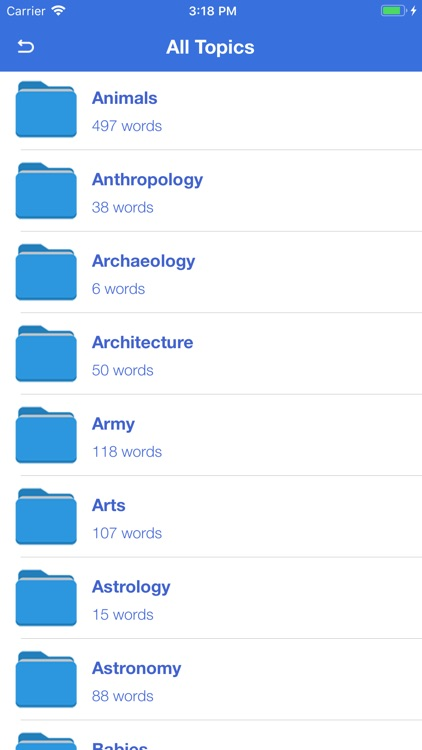 P2P Dictionary of English PRO screenshot-3