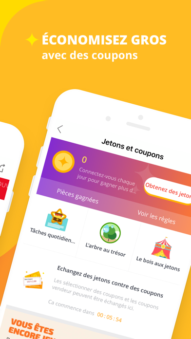 AliExpress Shopping App pour Android