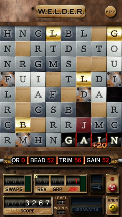 W.E.L.D.E.R. - word game screenshot-0