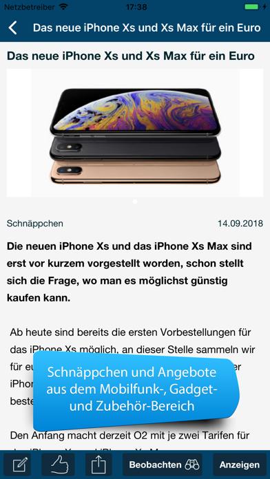 AppTicker NewsScreenshot von 4