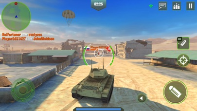 War Machines: 3D Tank Game for windows pc