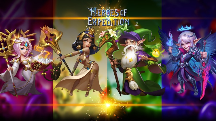 Heroes Of Expedition screenshot-4