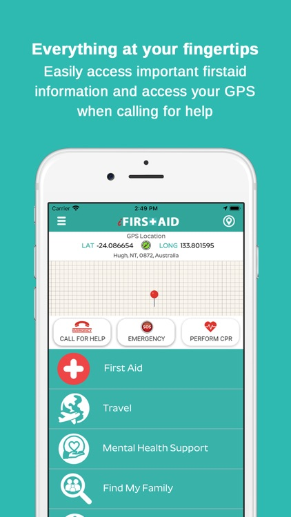iFirstAid screenshot-0