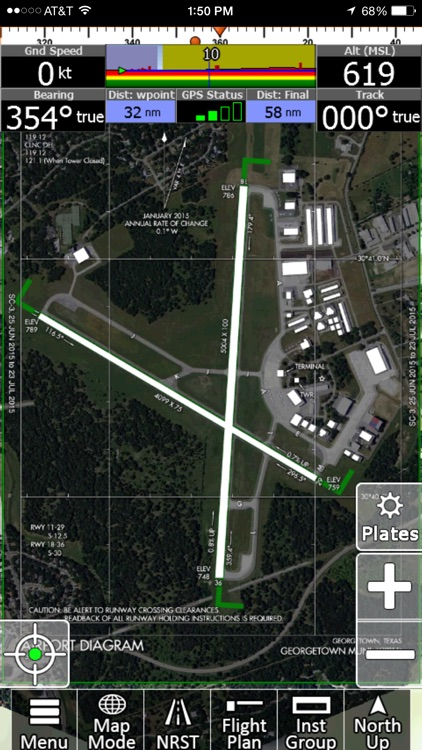 iFly GPS screenshot-2