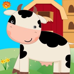 Farm Animal Games! Barnyard