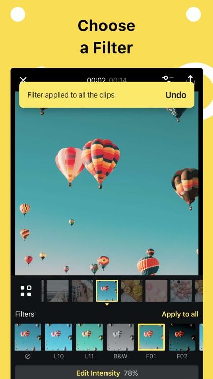 Slideshow Add Music to Photos screenshot-4