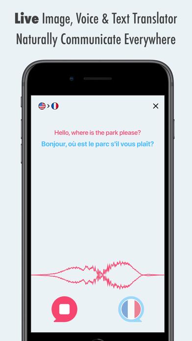 Translator X - Translate Now screenshot 1