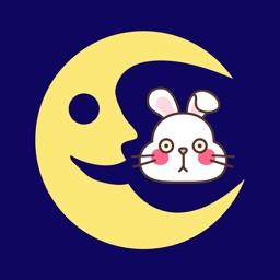 哄睡兔-Sticker