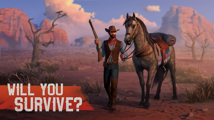 Westland Survival - Cowboy RPG