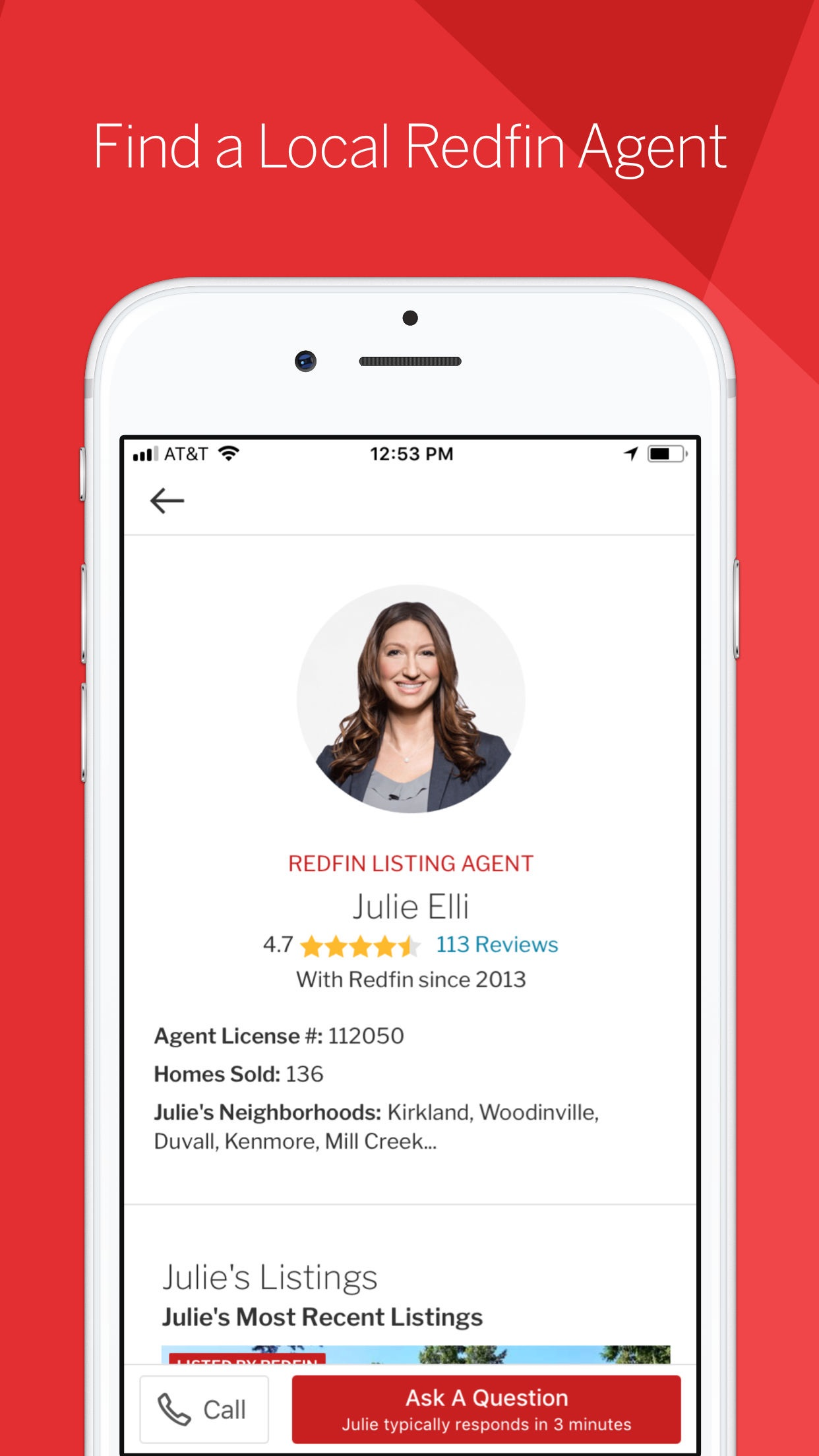 Redfin: Buy & Sell Real Estate Screenshot