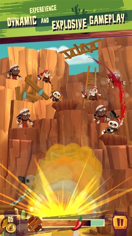 Run & Gun: BANDITOS screenshot-3