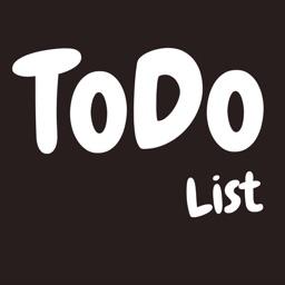 The List - To Do List App