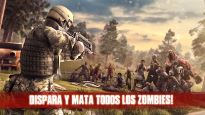 Screenshot for Zombie Frontier 3: Sniper FPS in Mexico App Store