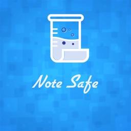 Note Safe- Secured Notes App