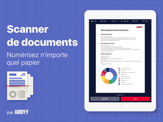 Screenshot #4 pour FineScanner AI PRO-scan en PDF