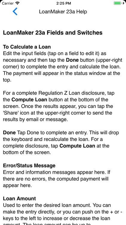 LoanMaker screenshot-4