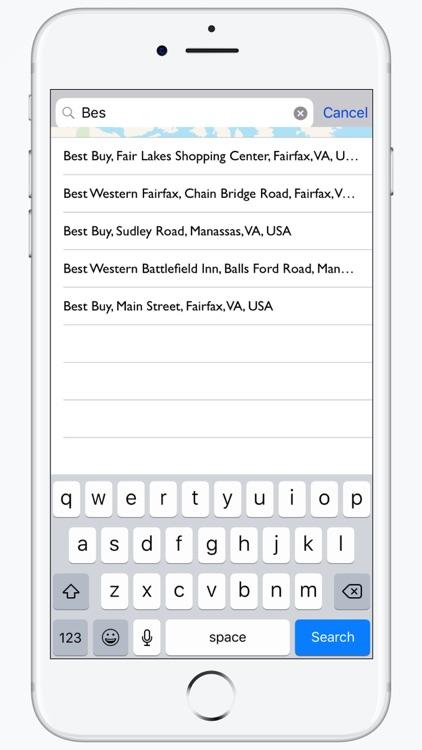 iMapMe screenshot-3