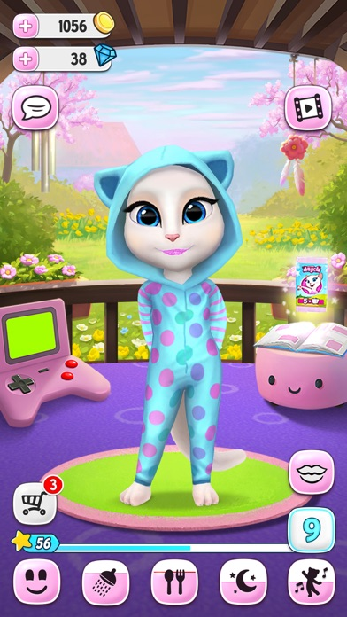 download My Talking Angela indir ücretsiz - windows 8 , 7 veya 10 and Mac Download now